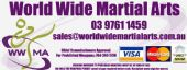 World Wide Martial Arts Wholesalers Pty Ltd